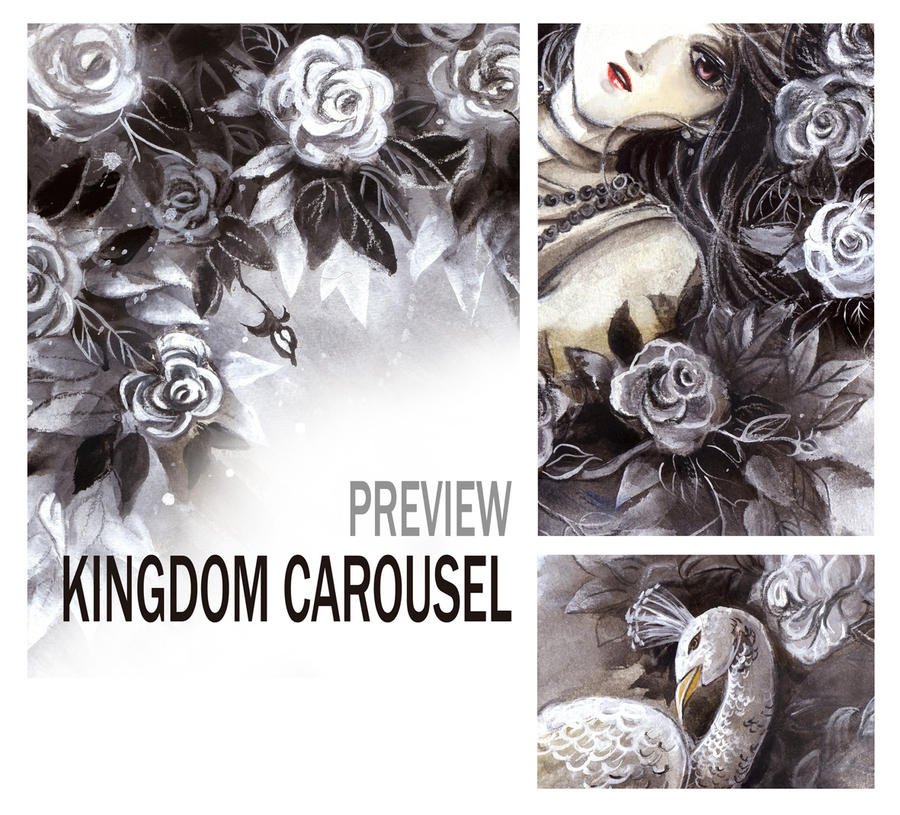 Kingdom Carousel Preview by la-sera
