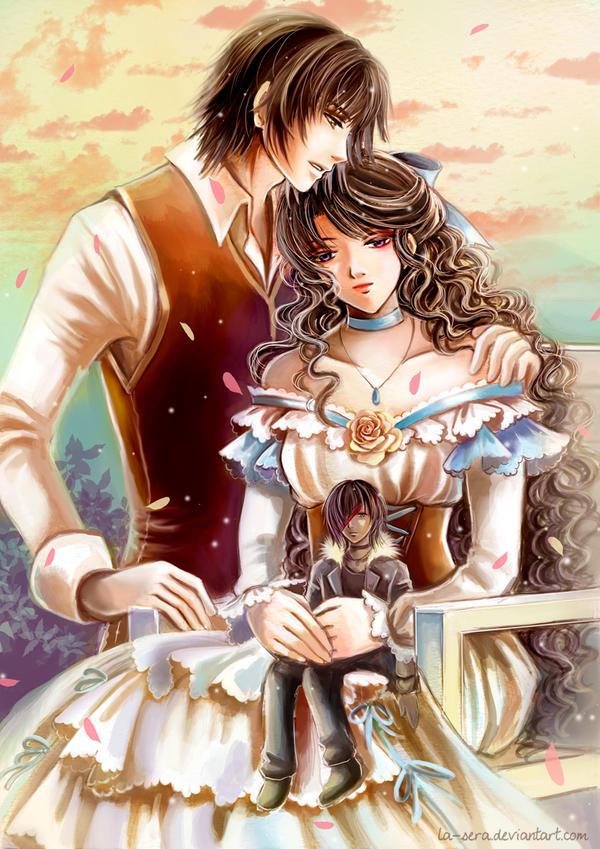 comm elyra-coacalina: Fanaa and Gavriel by la-sera