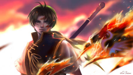 Suikoden I: Fall of The Empire by la-sera