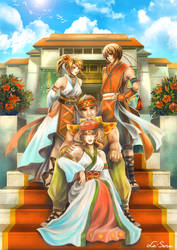 Suikoden IV: Obel Royalty