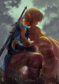 Zelda BOTW Despair