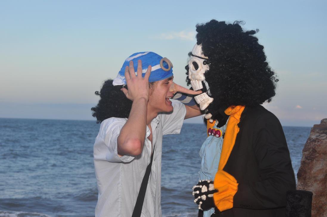 I've got your nose. by Zortegus