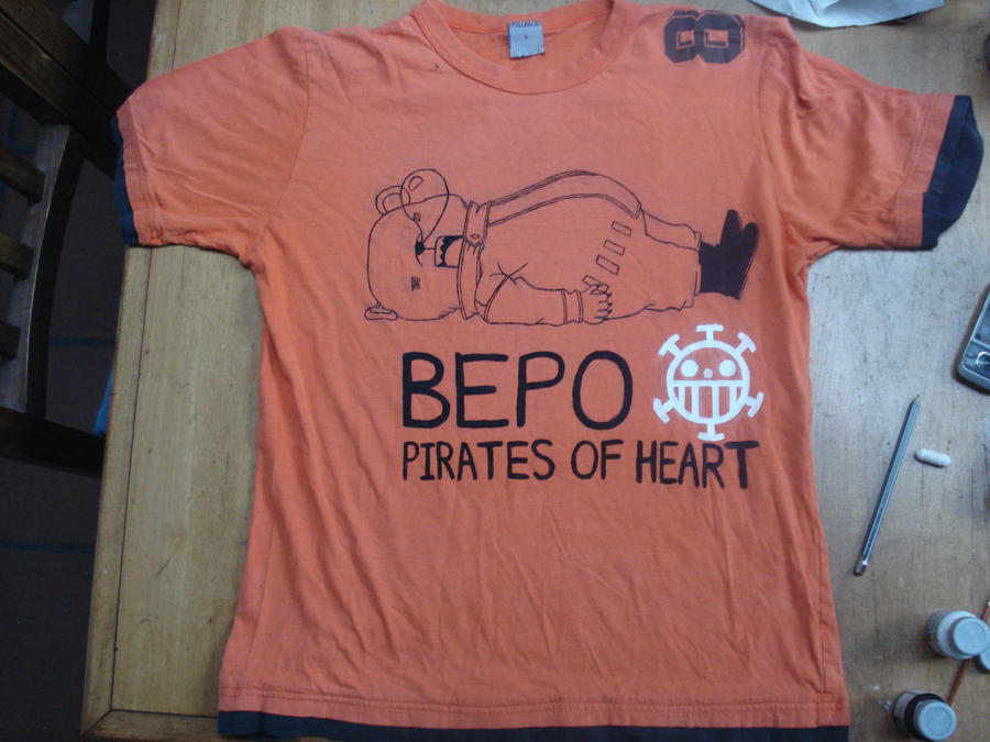 Bepo - Pirates of the Heart. by Zortegus