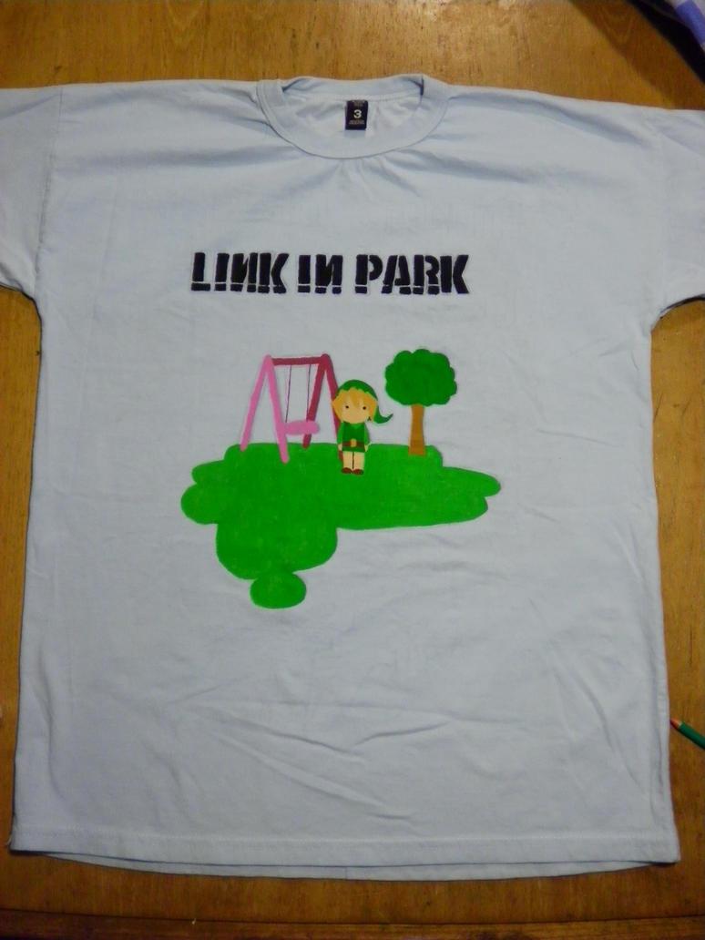 Link in Park. by Zortegus