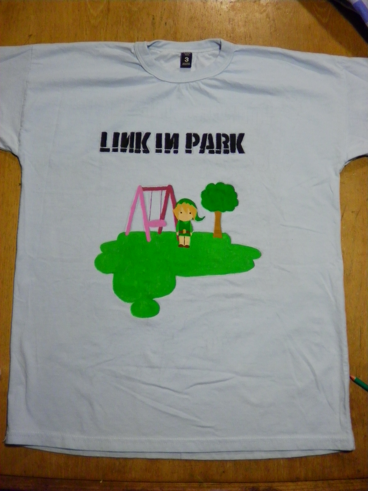Link in Park.