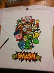 Super Smash Bros 64: the original twelve