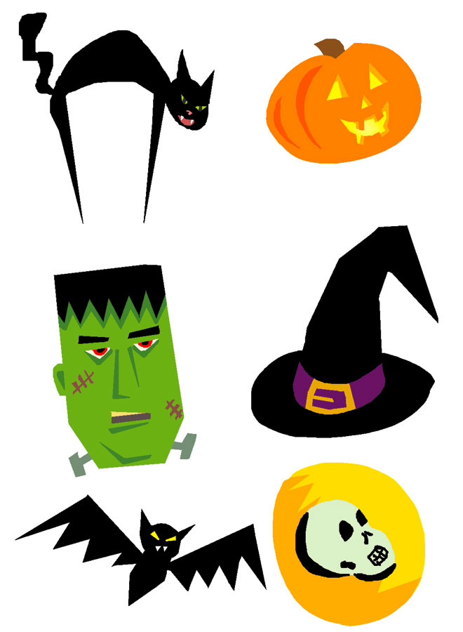 Halloween Icons by Xgirl1251