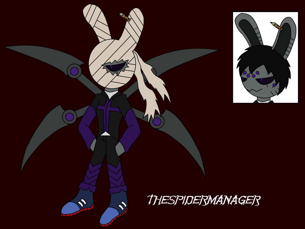 TheSpiderManager 2013 by TheSpiderManager
