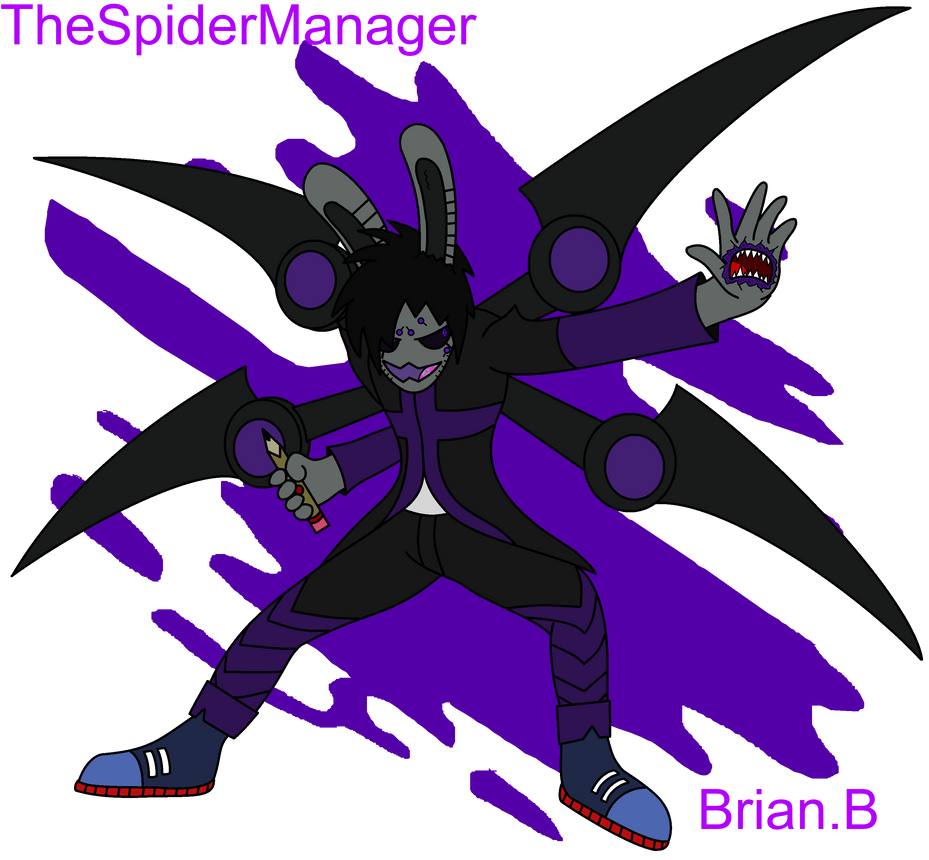 SergeantSpider (Brian) ID by TheSpiderManager