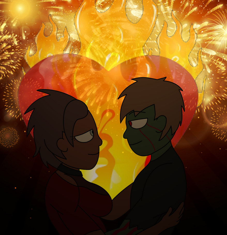 May Your Love Continue To Burn Strong by TheSpiderManager