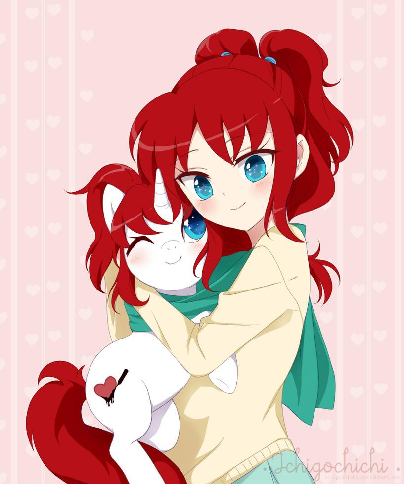 Scarlet Heart - Commission by Ichigochichi