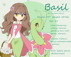 Basil Profile by Ichigochichi