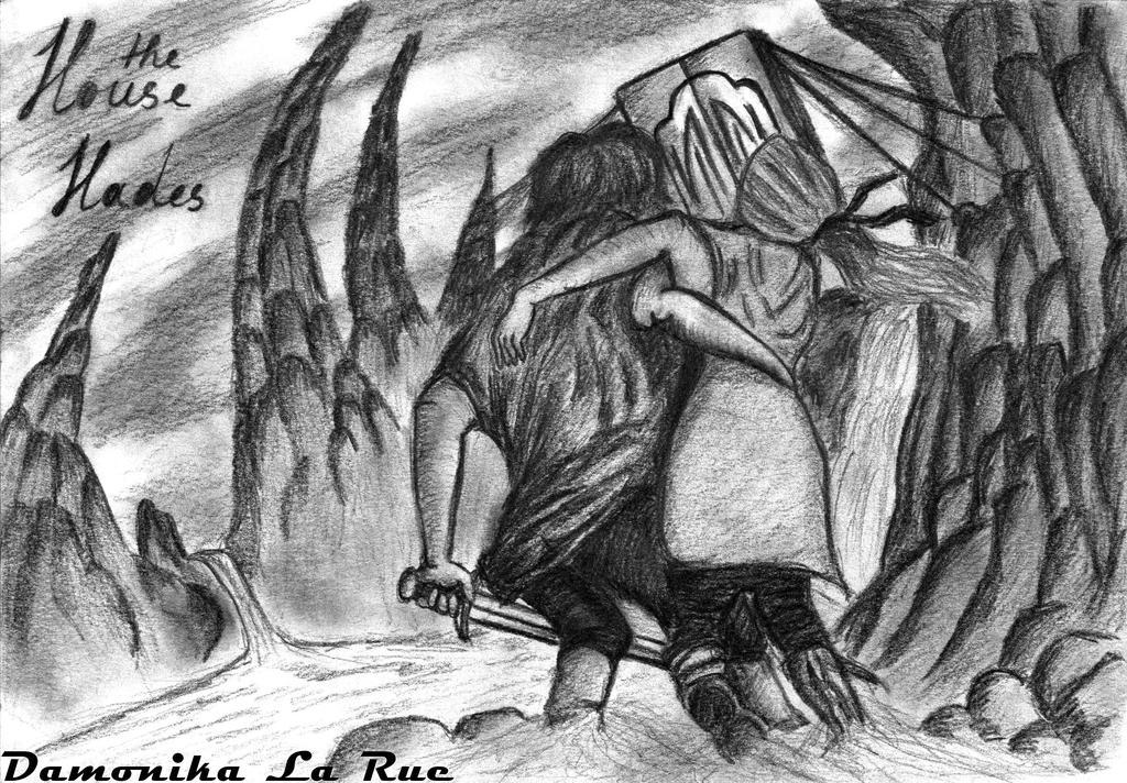 The House Of Hades Percy And Annabeth By DamonikaLaRue ...