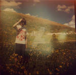 Double exposure Yellowstone by Herrspecht
