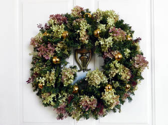 Wreath 2014 by Keziamara