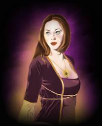 Marcia by wizardstotheleft