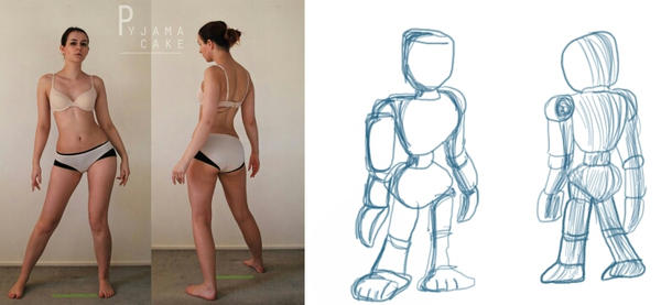 Sketch This: Character design Level 2 by JamaraTynekLenard