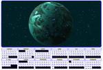 Pac-World Calendar