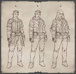 Concept Fantasy Character