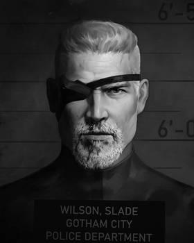 Slade Wilson