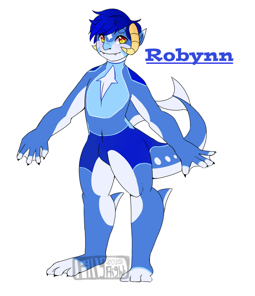 Robynn reference by Fillyflight