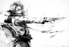 Hitman Shoichi [BlackSurvival] by 0xconfig
