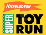 Nickelodeon Super Toy Run 1993 logo
