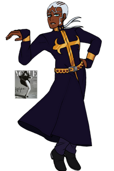 quick Pucci drawing