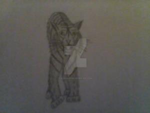 Saber-Toothed Tiger redesign