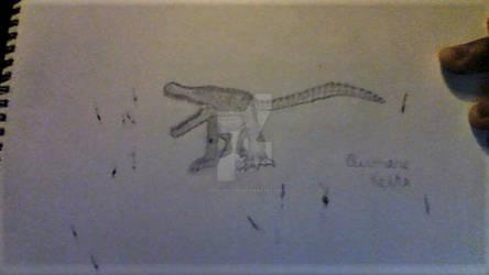 Land Crocodile redesign
