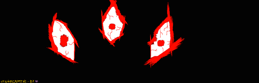 kishin eyes by lenkagamineaz on deviantart