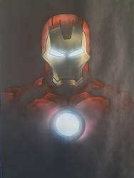 Iron Man by Msyt