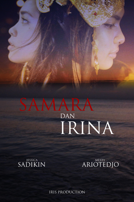 Samara Dan Irina Poster 01 by dive2blue