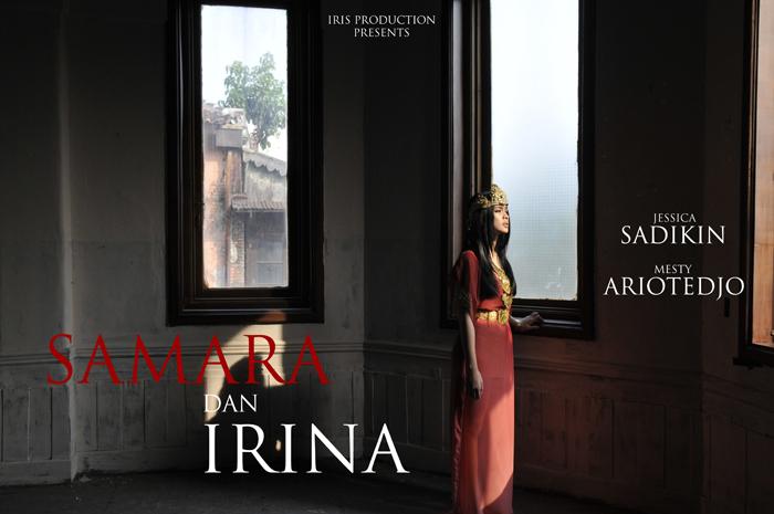 Samara Dan Irina Poster 02 by dive2blue