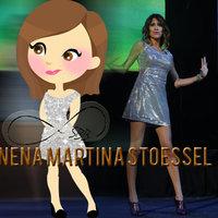 Nena Martina Stoessel by EsmeraldaEditions