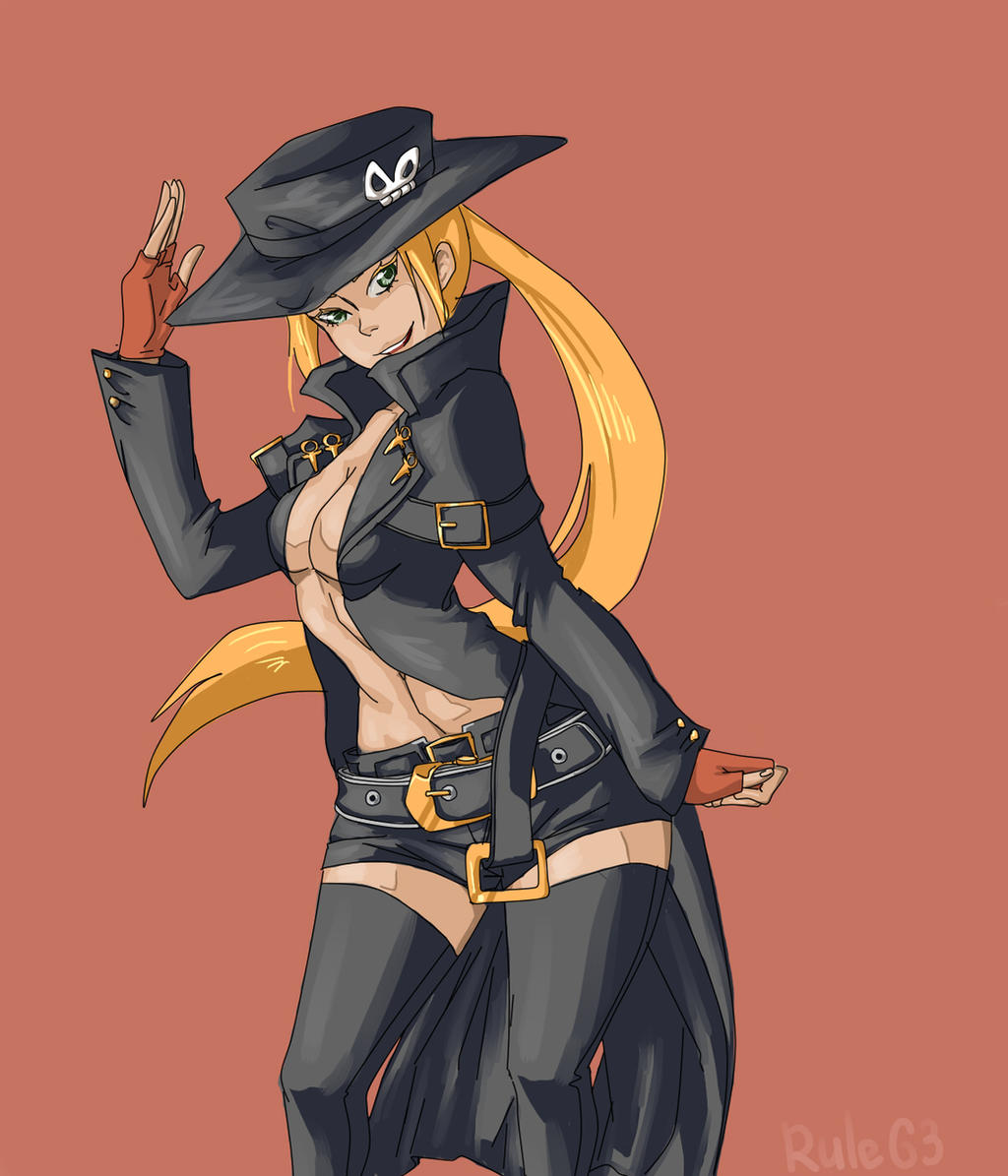 Guilty Gear Wallpaper: Guilty Gear (rule 63) By DemAltF4 On DeviantArt