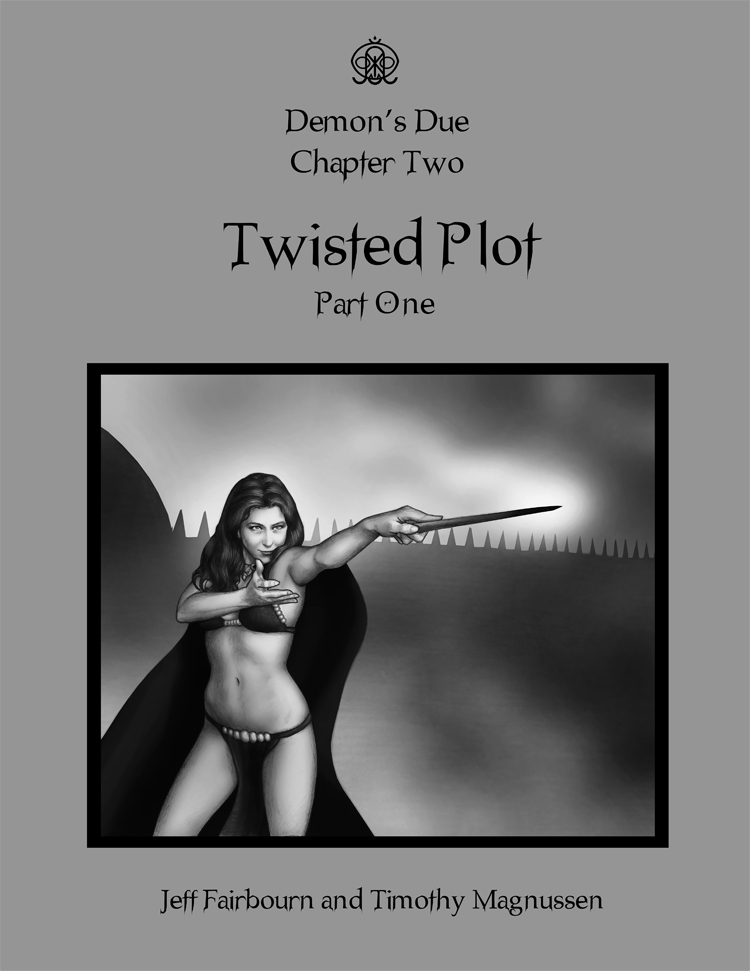 Twisted Plot, Part 1 Cover Image by faile35