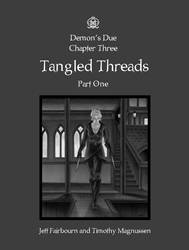 Tangled Threads, Part 1 Real Cover Image by faile35