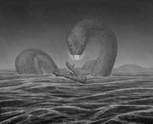 The Serpent Between Worlds