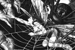Fairy in the Spiderweb I