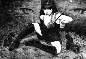 The Sorceress Imprisoned by faile35