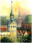 Szczecin: Castle tower