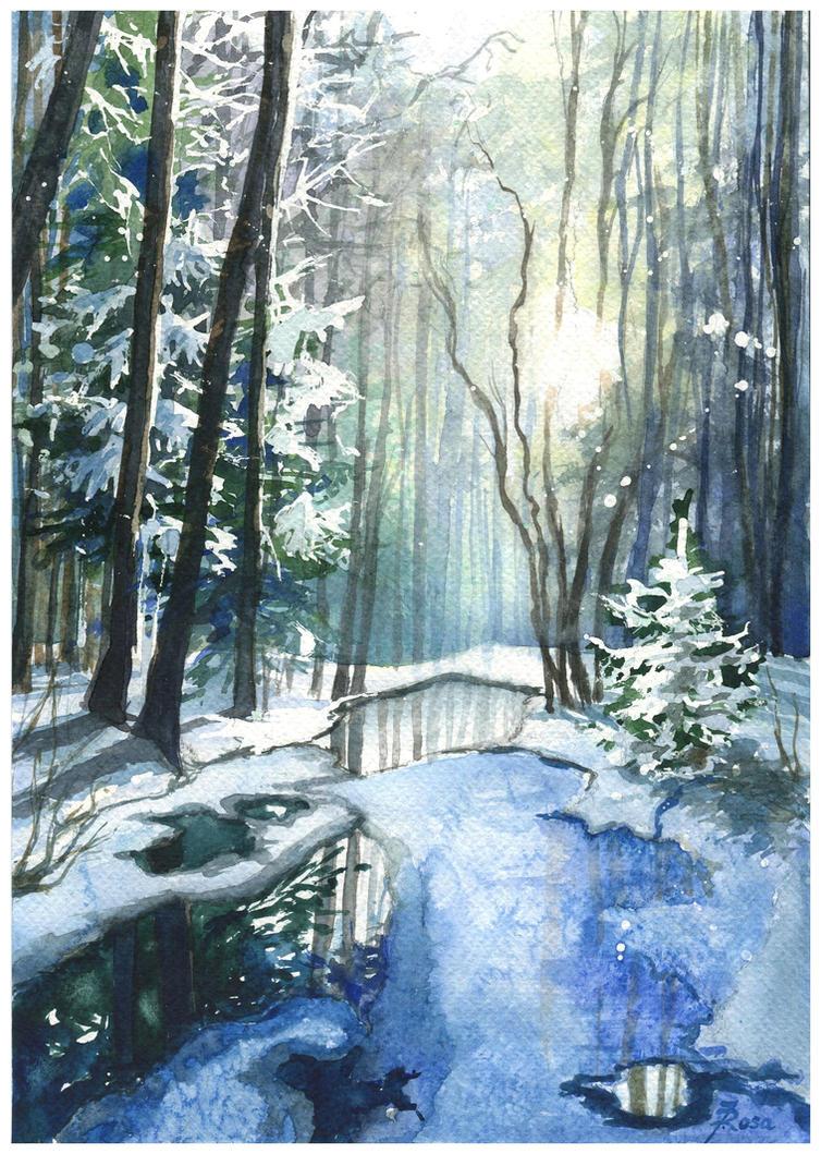 December by CyjanekPotasu