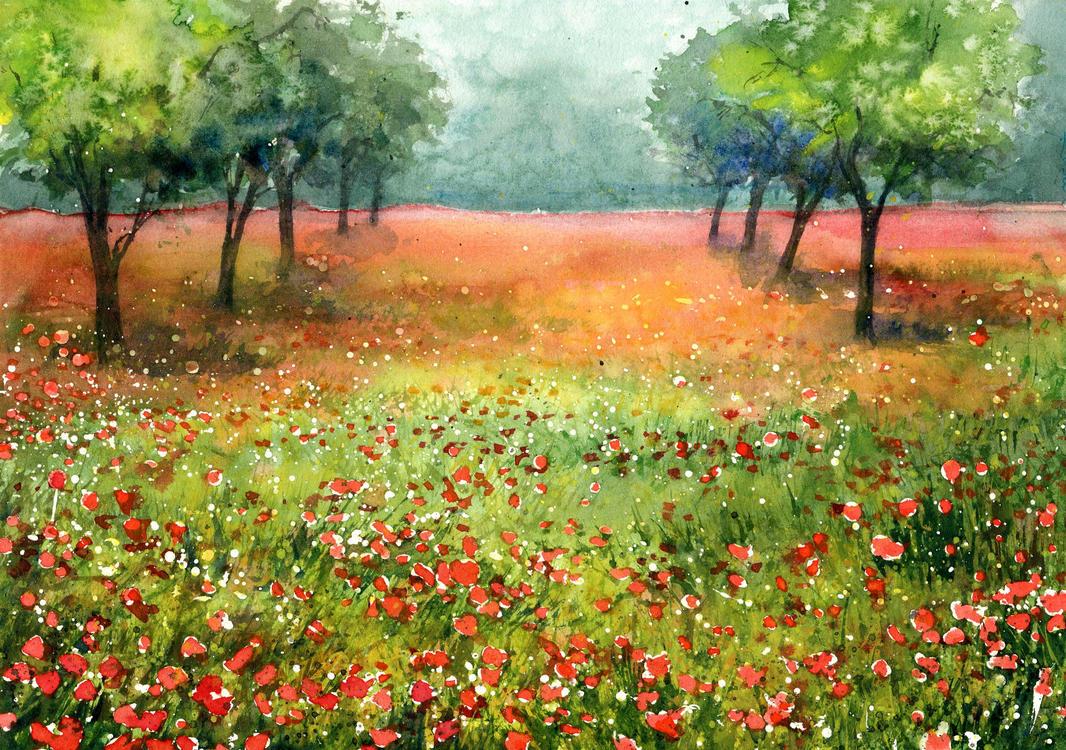 Meadow by JoaRosa