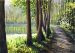 Alder forest by JoaRosa