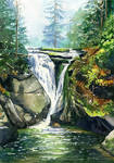 Waterfall Szklarki
