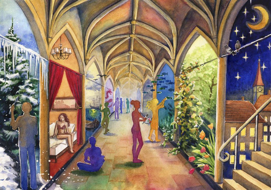 A Vision Of Dreams by JoaRosa