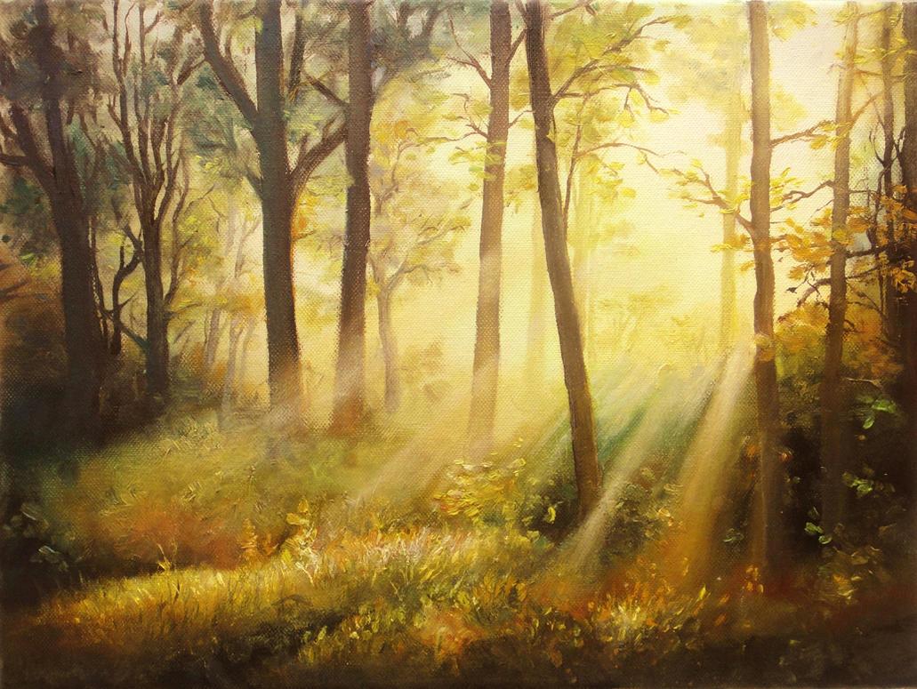 Sun rays by JoaRosa