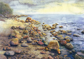 Baltic Sea by JoaRosa