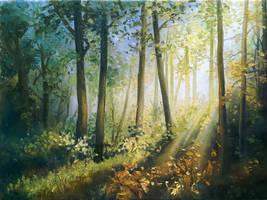 Beginning of autumn by JoaRosa